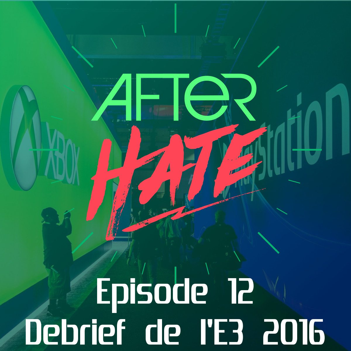 Episode 12 : Debrief de l'E3 2016