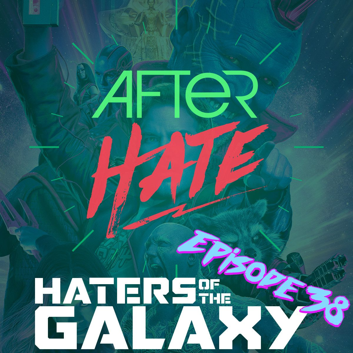 Haters of the Galaxy